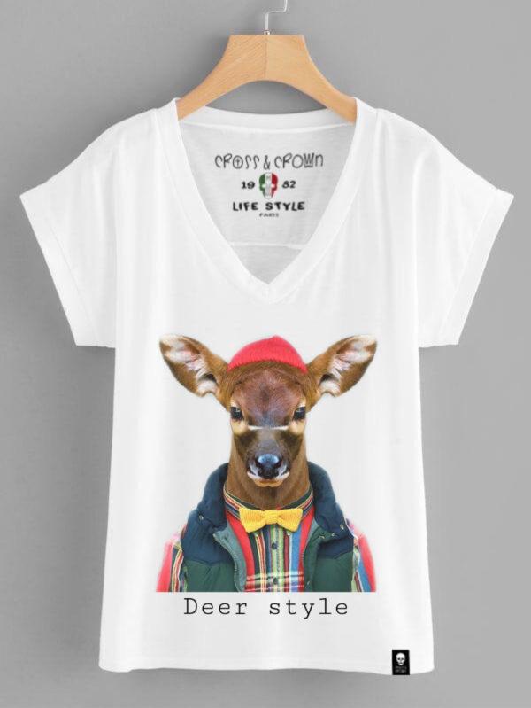 Camiseta Deer Style