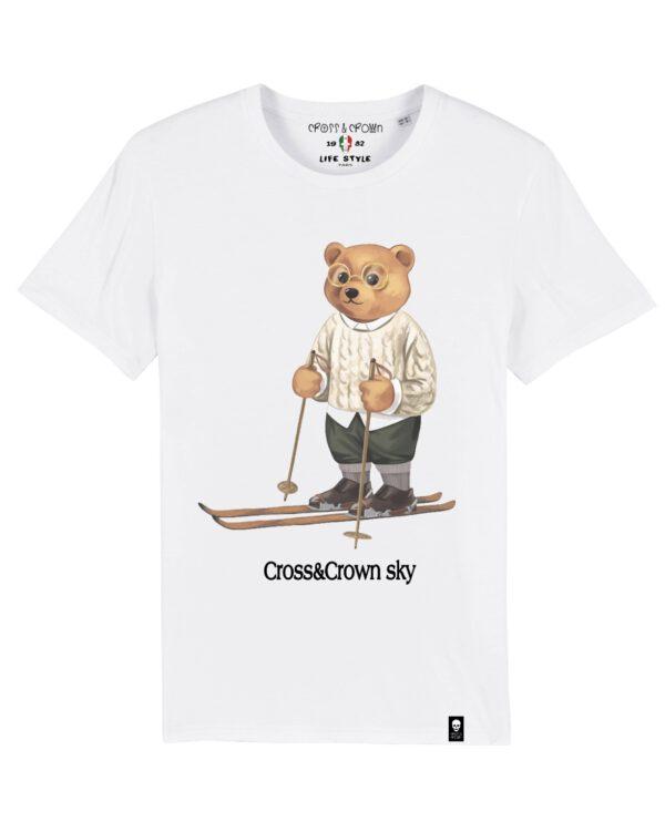 camiseta Bear Sky
