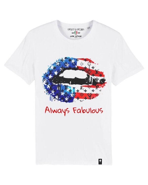 Camiseta Always Fabulous