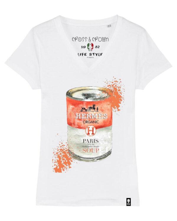 Camiseta Hermes Soup