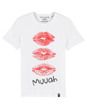 Camiseta Muuah