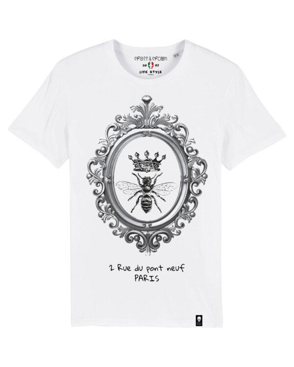 Camiseta 2 rue du pont neuf