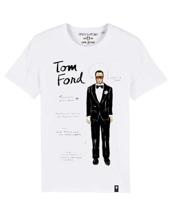 Camiseta Tom Ford