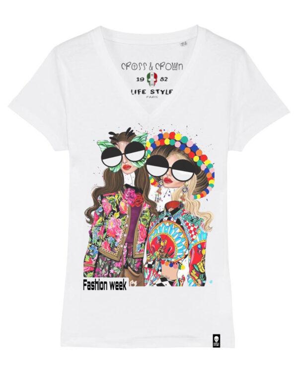 Camiseta Fashion Week