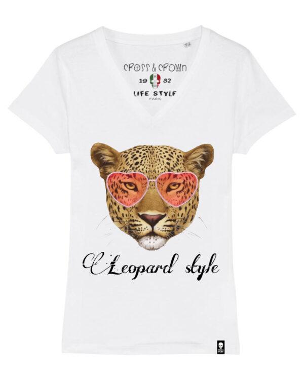 Camiseta Leopard Style