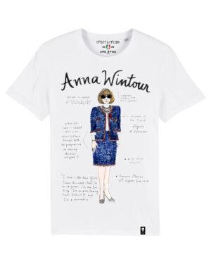 Camiseta Anna Wintour