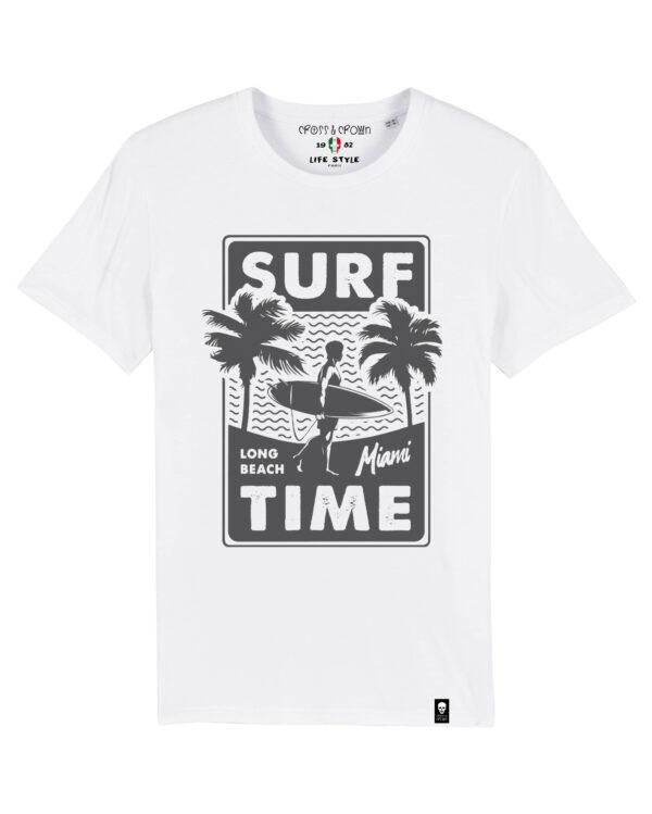Camiseta Surf time